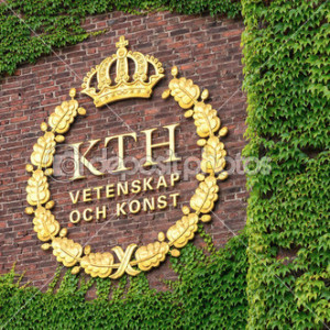 depositphotos_27669647-The-KTH-emblem-at-Royal-Institute-of-Technologies-Stockholm